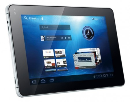 Huawei announce new 7 Android 3.2 tablet.