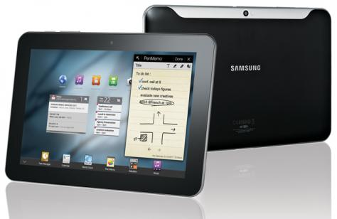 New Galaxy Tab 10.1 Thinner, Lighter Than iPad 2