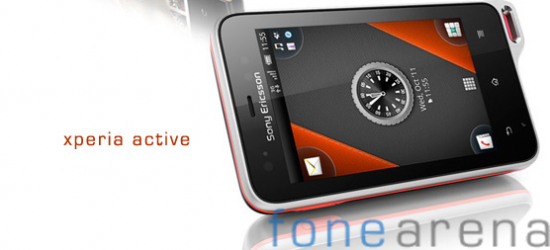 S.E Xperia Ray & Active Announced