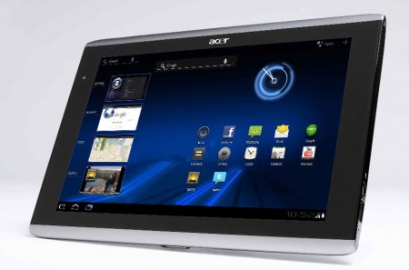 New 16GB Acer Iconia A500 launched