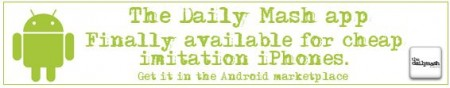 The Daily Mash, now available for Android and iPhone