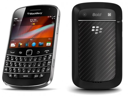 RIM facing delays over Bold 9900 release