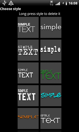 Coolsmartphone Recommend Android App   Simple Text
