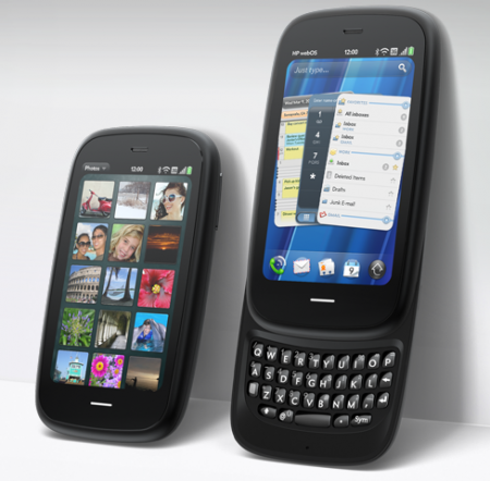 HP Palm Pre 3 available for pre order at £349.99