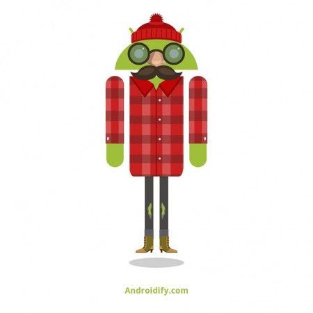 Clove Androidify Competition.