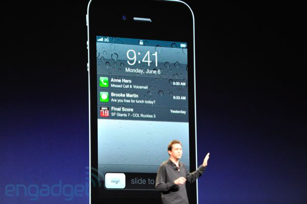 iOS 5 Gets New Notifications