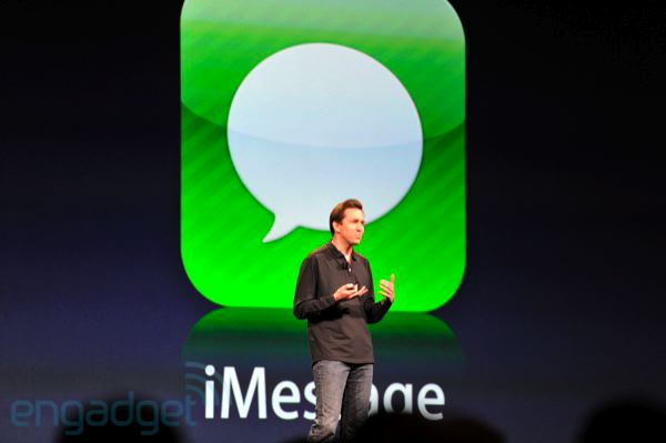 iMessage Announced At WWDC
