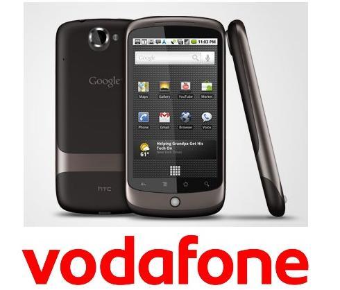 Nexus One unboxing con Vodafone auricolari scarsi