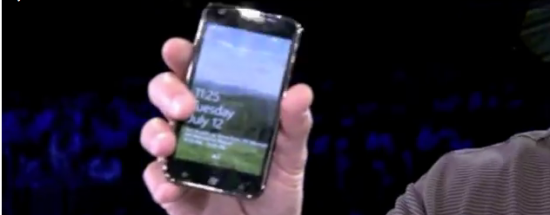 New Samsung Windows Phone Revealed