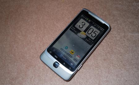 HTC Desire Z Update on Vodafone UK