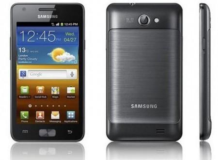 Samsung Galaxy R revealed