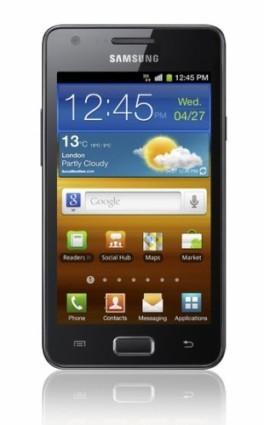 Samsung Galaxy R Appears Again