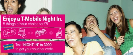 T Mobile Night In offer is history