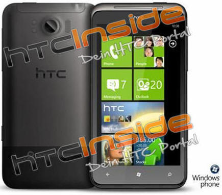 HTC Eternity specs and pics revealed