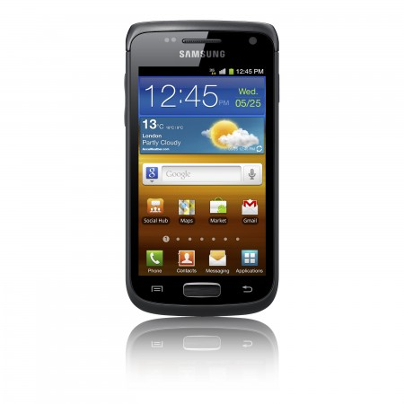 Samsung Galaxy W, coming soon to Three