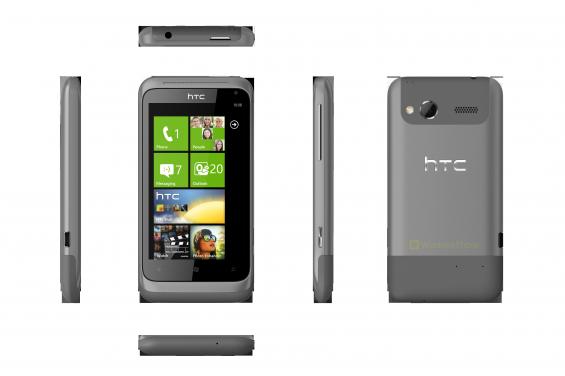 HTC Radar   6 views   Metal Grey