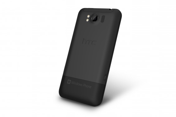 HTC TITAN   back   Carbon Grey