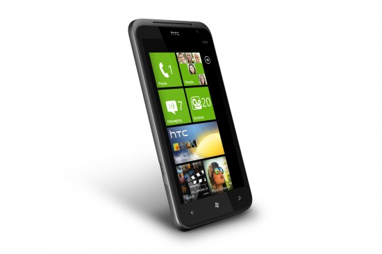HTC Titan Announced