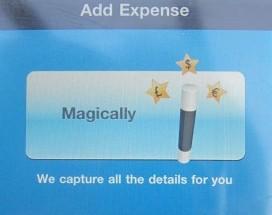 EM Add Expense Screen