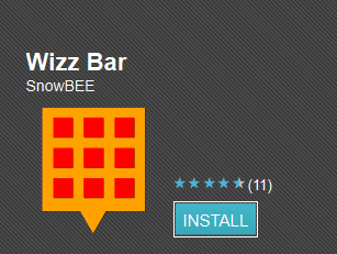 Wizz Bar   Android Market