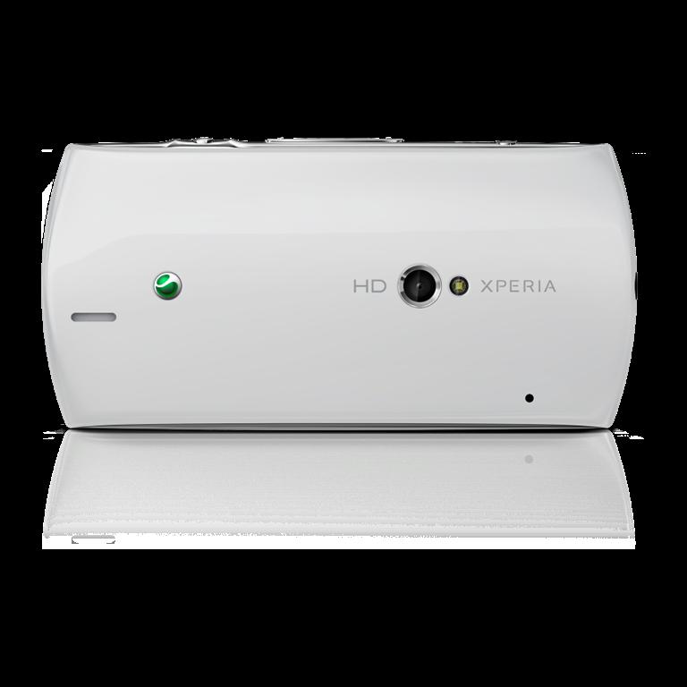 Xperia Neo V Back H White (Large)