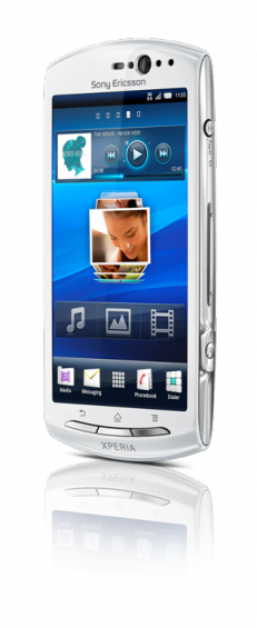 Xperia Neo V Front40 White 2 (Large)