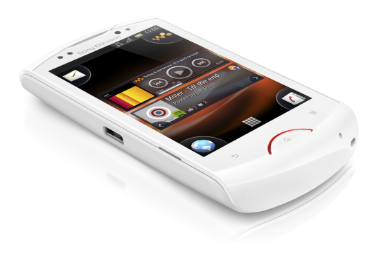 Announced   Sony Ericsson Live with Walkman