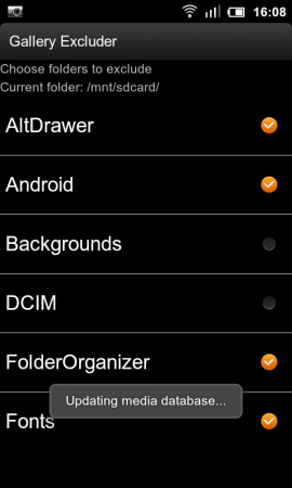 Coolsmartphone Recommended Android App – Gallery Excluder