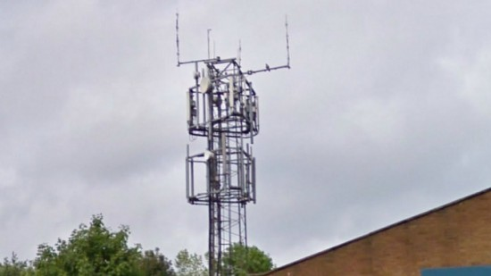 Is your local mobile mast hidden ?