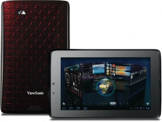 Viewsonic presents new products at IFA 2011