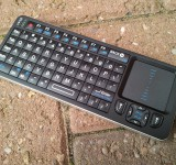 Wireless Keyboard and Remote Control in one