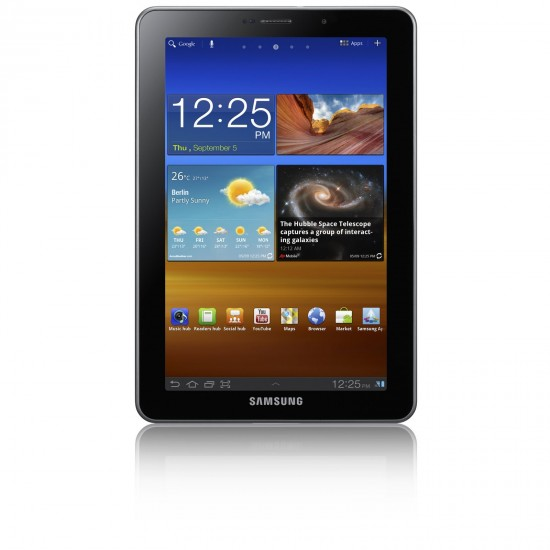 Galaxy Tab 7.7 Removed from IFA show