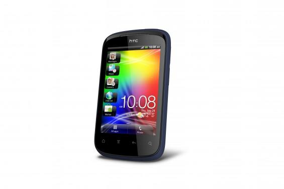HTC Explorer PerLeft MetallicNavy