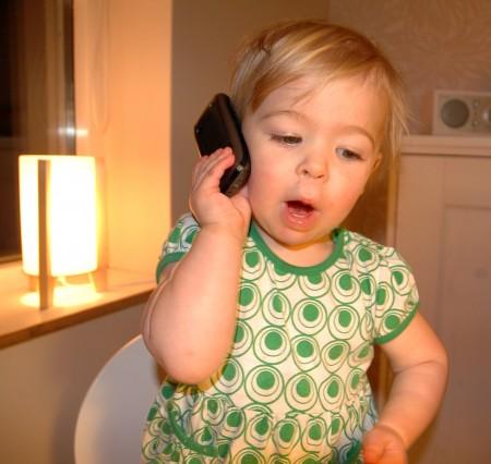 One in ten primary school kids have an iPhone