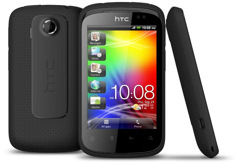 HTC Explorer Announced