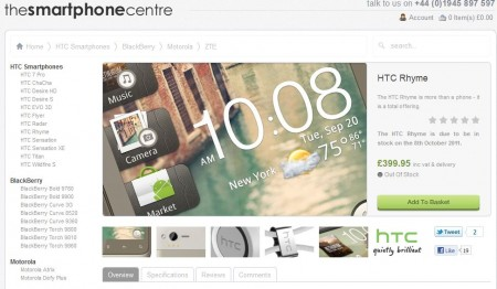The Smartphone Centre opens up