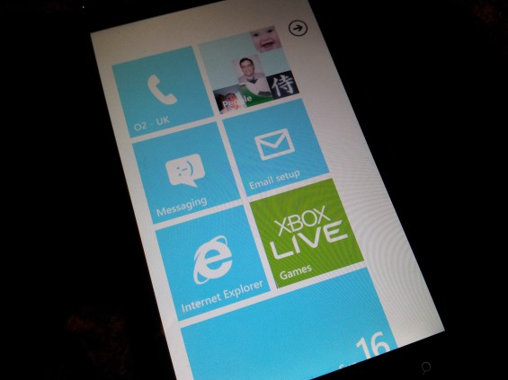 Windows Phone 7.5   The improvements