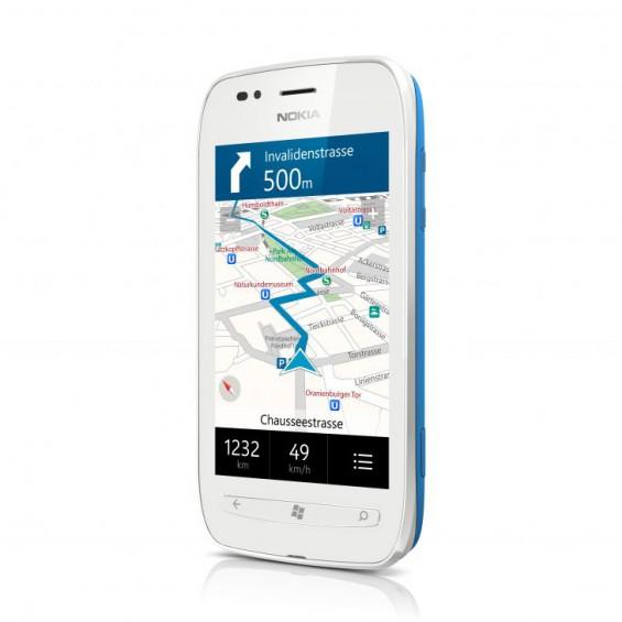 700 nokia lumia 710 cyan maps
