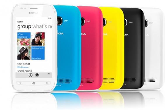 Nokia Lumia 710   The low down