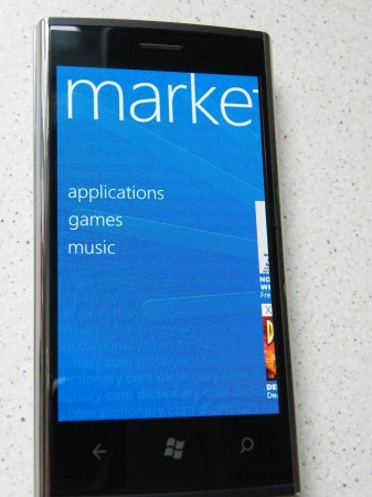 ChevronWP7   Unleash the potential of your Windows Phone 7