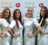 Photos from the HTC Beats party