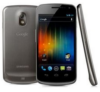 Samsung Announce Galaxy Nexus