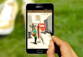 Samsung Galaxy Note coming this week!