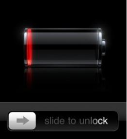 iphone battery drain