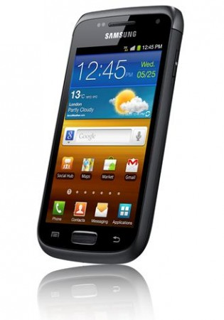Samsung Galaxy W now available on Three