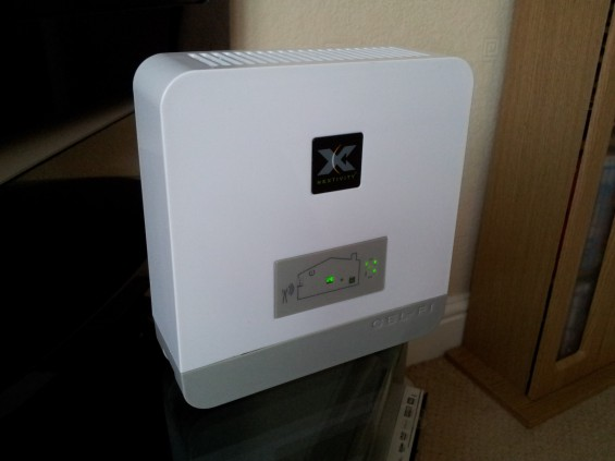 Reviewed   Nextivity Cel Fi RS2 3G Signal Booster