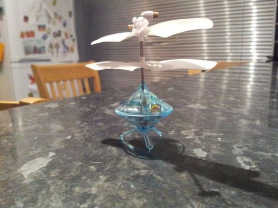 Review   Want a stocking filler ? Try the Remote Control Nano UFO