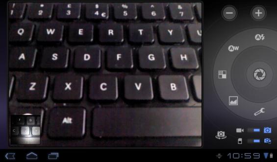 Acer Iconia Camera2