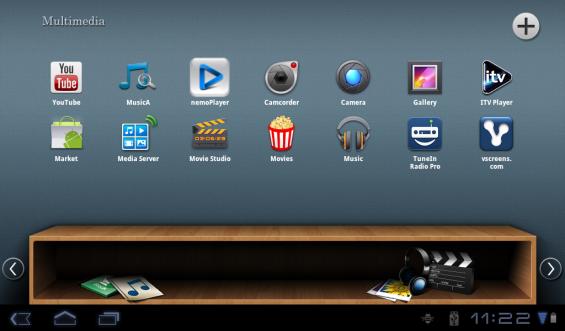 Acer Iconia folders2
