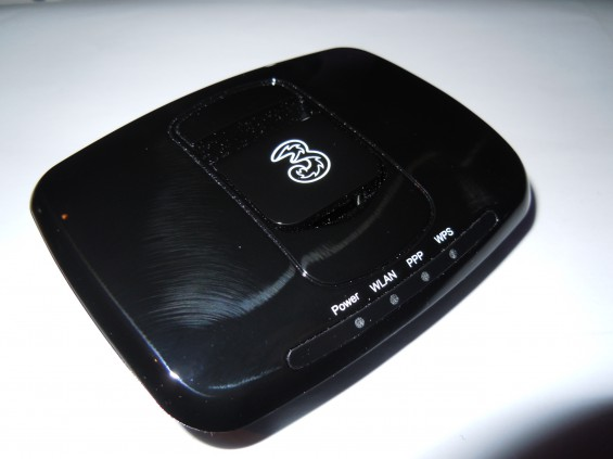 Three WiFi Router Review